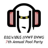 7th Annual Pool Party