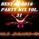 DJ Jaco-b Best of 2016 Party mix vol. 31