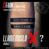Recording  X   NTCM.s el trastero Dj Cerón & moreno_flamas