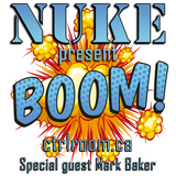 Nuke presents Boom with special guest Mark Baker @ CTRL ROOM - December 13 2018