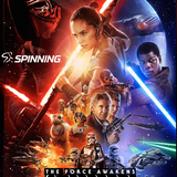 The Spinning® Force Awakens