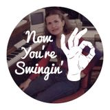 Now You're Swingin' Episode 19 - Guest Amanda Feery