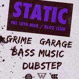 Adam Mac - Static at Blitz Promo Mix