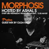 Olga Misty - Morphosis 026 Guest Mix (Proton Radio) - 15 Feb 2017