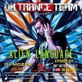 Mozza - Alien Language 93 (2017)