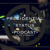 Presidential Status Radio Show - Listen as Russell Simmons speaks on Artist Expression