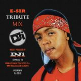 E-Sir Tribute Mix [@DJiKenya]