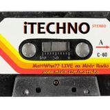 """iTECHNO"" mixed LIVE on Mixlr Radio by MattWho?? 12.02.17"