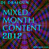 February 2012 Drum & Bass Mix
