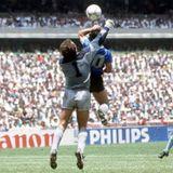 Mexico 86' - Cuartos de Final Argentina - Inglaterra
