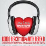 Kondo Beach 118Bpm BeachGrooves Radio Marbella Week 27-2014