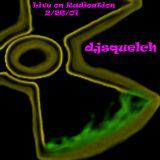 Live on Radioation - 2.26.07 pt.1 - djsquelch