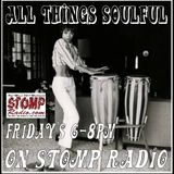 All Things Soulful with Mark Collins on Stomp Radio 20-6-14