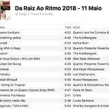 Da Raiz Ao Ritmo - 11-05-2018