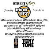 Street Glory on Hot 97 Live 7.9.17 (Mom)