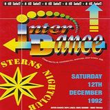 Slipmatt & Grooverider Inter Dance @ Sterns Worthing 12th Dec 1992