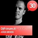 Djforum.it Podcast #30: JOSS MOOG