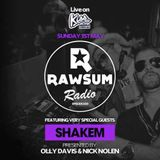Rawsum Radio Episode 009 -Shakem