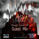 Absolutely Dark records presents Guest Mix JPassoff - Techno Room Podcast 047