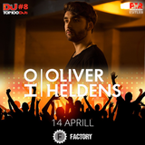 DJ Kolzar Live-mix from Oliver Heldens in Tallinn 13.04.17