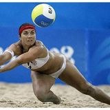 NBA Playoffs & Catching up with Olympian Misty May-Treanor
