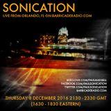 Sonication with Paul Mansell on Barricade Radio 8 December 2016 #Techno #Techhouse #House #DeepHouse