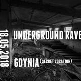 pertEx b2b SIMA - Underground Rave @Gdynia (secret location) 18.05.2018 [part 1]