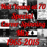 Neil Young at 70 - Special Career-Spinning Mix