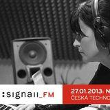 Nika77 dj set/2013/Signal FM Bratislava/drum and bass