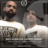 2017.09: J. TIJN vs WNCL (140bpm SOUNDCLASH) / West Norwood Cassette Library (Balamii Radio)