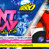 David Garro @ Dont Play Radioshow #010 Artista Invitado Victor Aranda