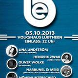 Oliver Wolke @ Electronic Beats 05.10.13
