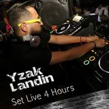 Yzak Landin / Set en Vivo 4 Horas / Julio 2014