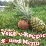 Veggie-Reggae Sound Menu