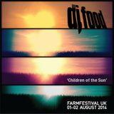 DJ Food 'Children of the Sun' Farmfest Mix 2014