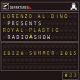 IBIZA LIFE RADIO Show with Lorenzo al Dino - Ibiza Summer 2015