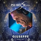 Guiseppe - Psy-Nation Radio 011 exclusive mix