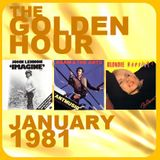 GOLDEN HOUR : JANUARY 1981