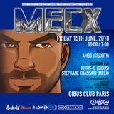 Party Session - MECX WARM-UP 15-06-2018