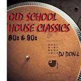 Classic Soul House Mix (80's & 90's)