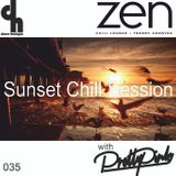 Sunset Chill Session 035 (Zen Fm Belgium) (1st Hour with Dave Harrigan)