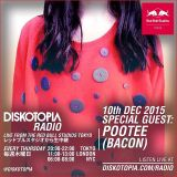 Diskotopia Radio 10th December w/ Pootee