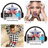 HAITIAN ALL-STARZ RADIO - WBAI - EPISODE #52 - 7-12-17- *ENCORE* GUEST: SASKYA SKY