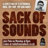 Sack of Sounds with Pete Clark, August 26, 2019