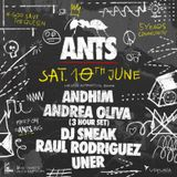 DJ Sneak @ Ants Party, Ushuaïa Ibiza - 10 June 2017