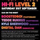 >>>Fear The Bass @ Hi-Fi Bedford 21/9/13 Promo<<<