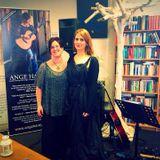 Tamsin Rosewell interviews award-winning Somerset folk musician, Ange Hardy.