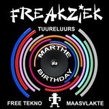 TUURELUURS LIVE @ THE MAASVLAKTE  << >>   30 -07 - 2016  << >>  MARTHE B-DAY EDITION