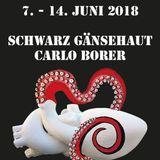 Gabriel Le Mar__Kunsthappening-Mix for Schwarz Gänsehaut & Carlo Borer, Bern_CH