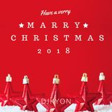 Merry Christmas 2018 Mixed By DjKyon